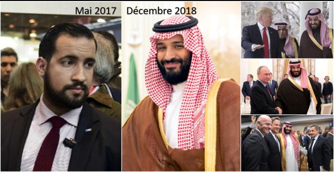 Alexandre Benalla : «ma nouvelle vie de prince héritier ambassadeur du Made in France»