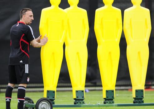 Vexé de ne pas avoir été élu ballon d'or 2018, Franck Ribery rejoint le mouvement des Gilets Jaunes